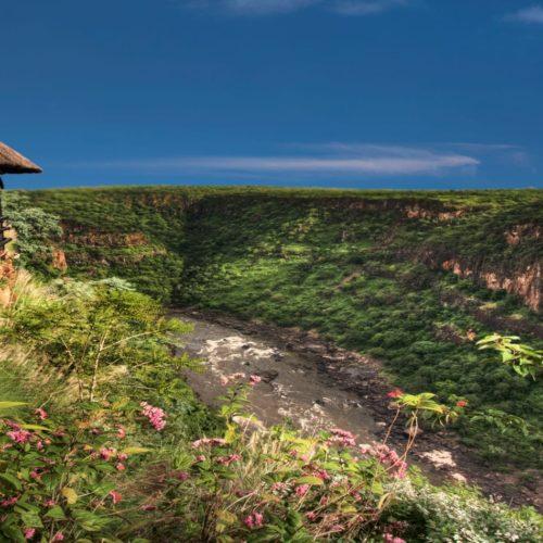 gorges lodge villa exterior zimbabwe