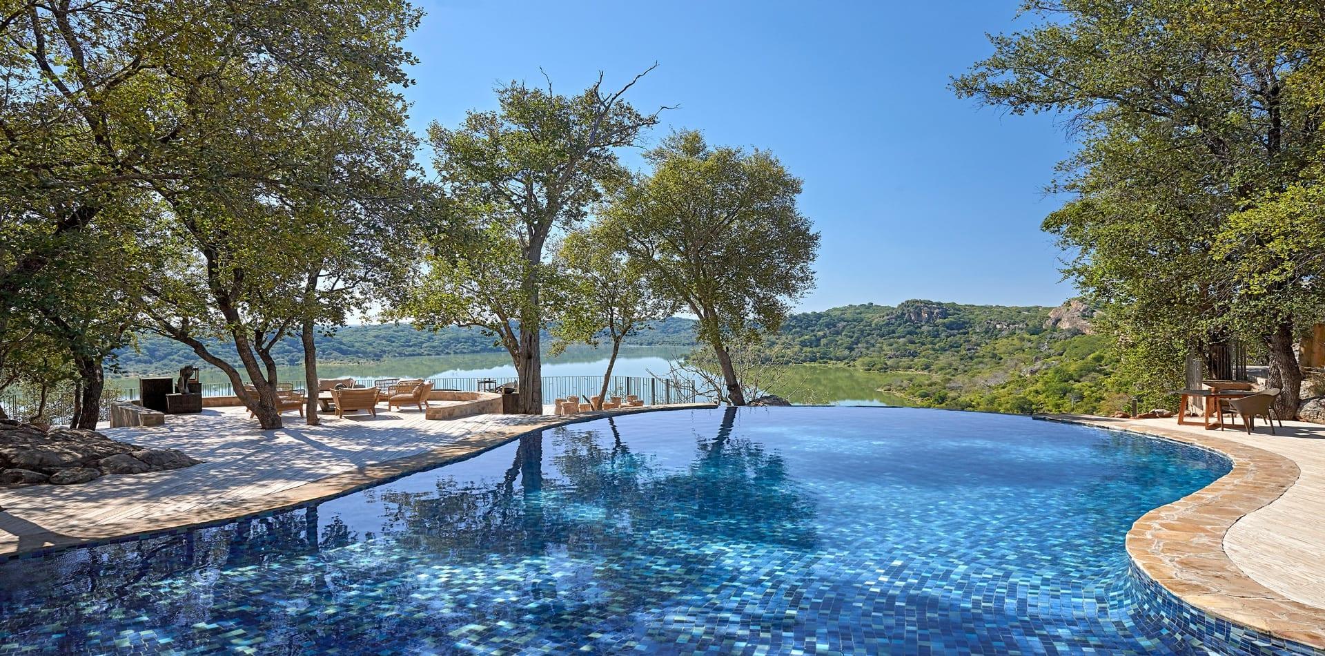 pamushana lodge swimming pool zimbabwe