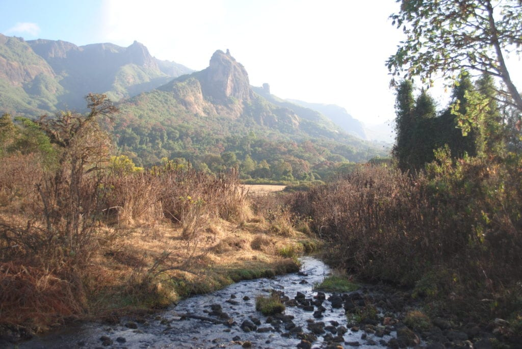 Bale Mountains River View Ethiopia