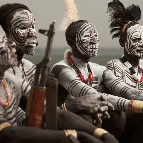 Painted tribes of the Omo River Valley Cultural Encounters Ethiopia