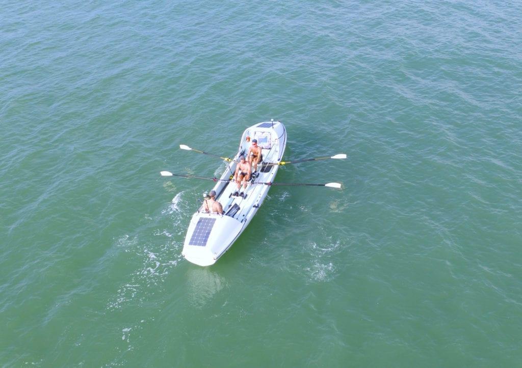 latitude team training aerial view