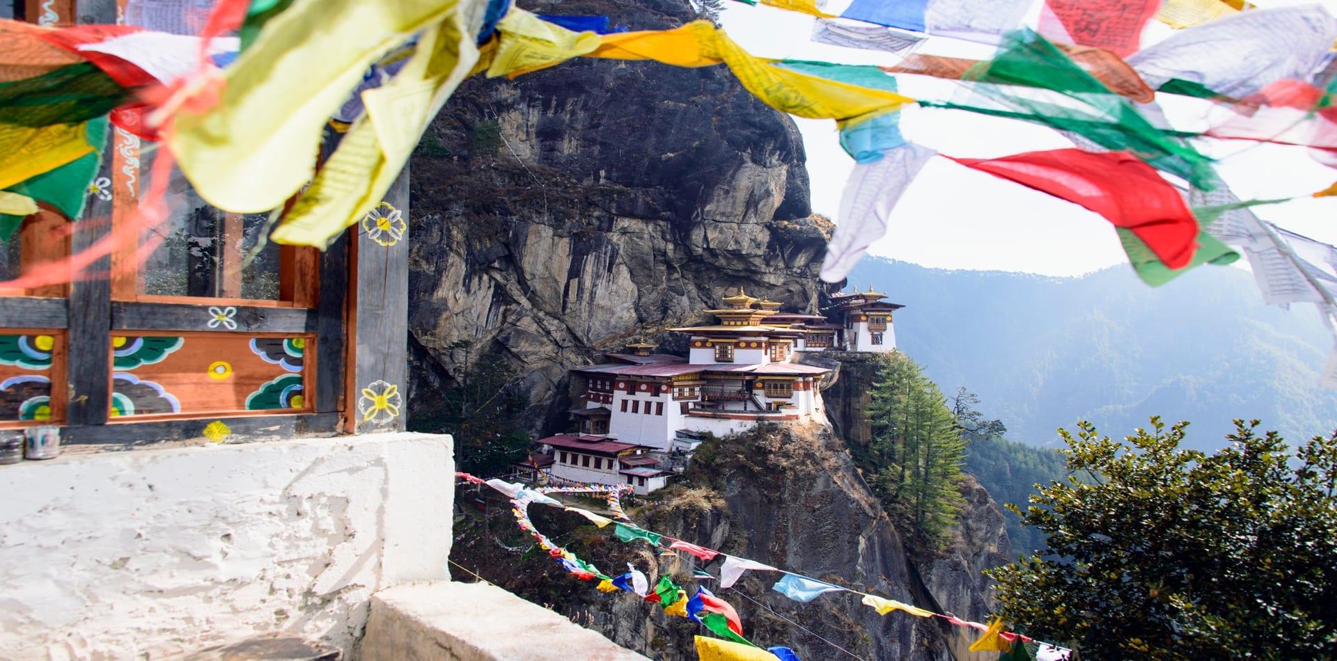 Bhutan Hero Tigers Nest Monastery