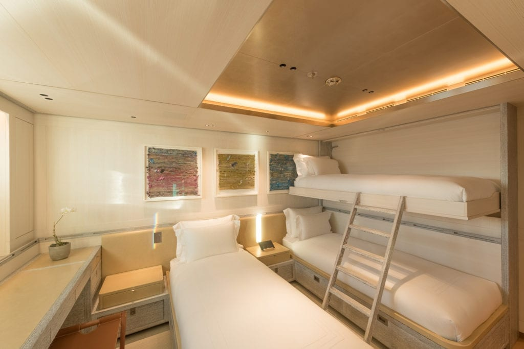Guest Suite on Driftwood Yacht