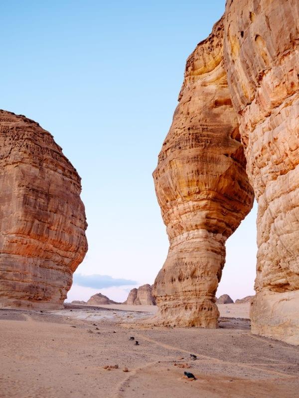 Elephant Rock, Al Ula, Saudi Arabia