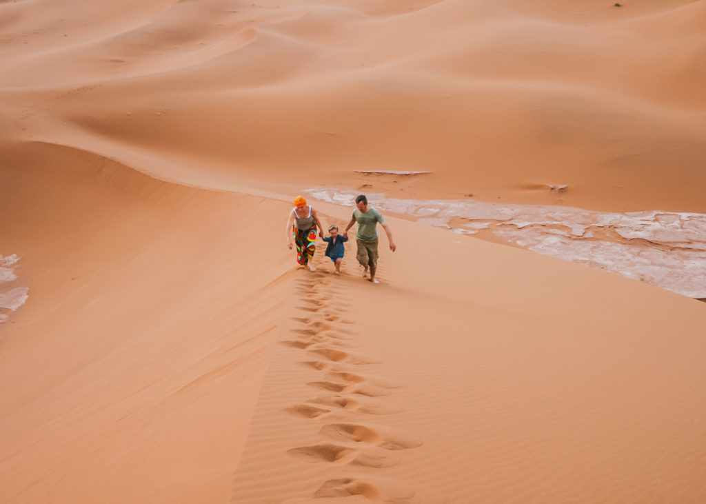 Morocco family adventure