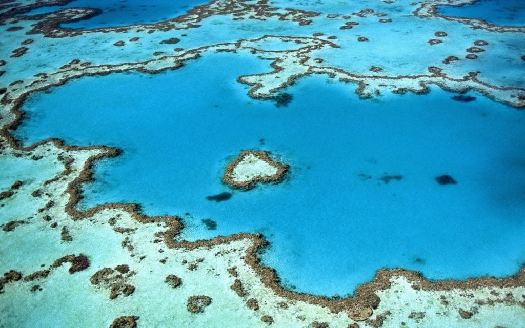 Great Barrier Reef Aerial