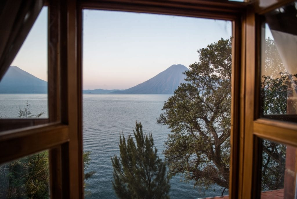 Guatemala Lake Atitlan views