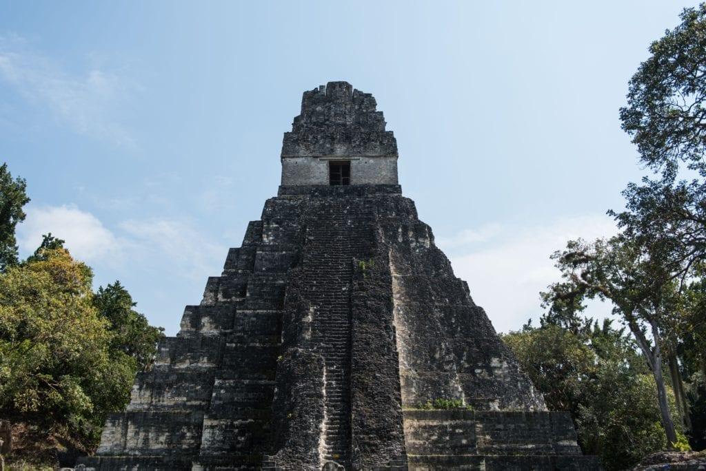 Guatemala Mayan Ruin
