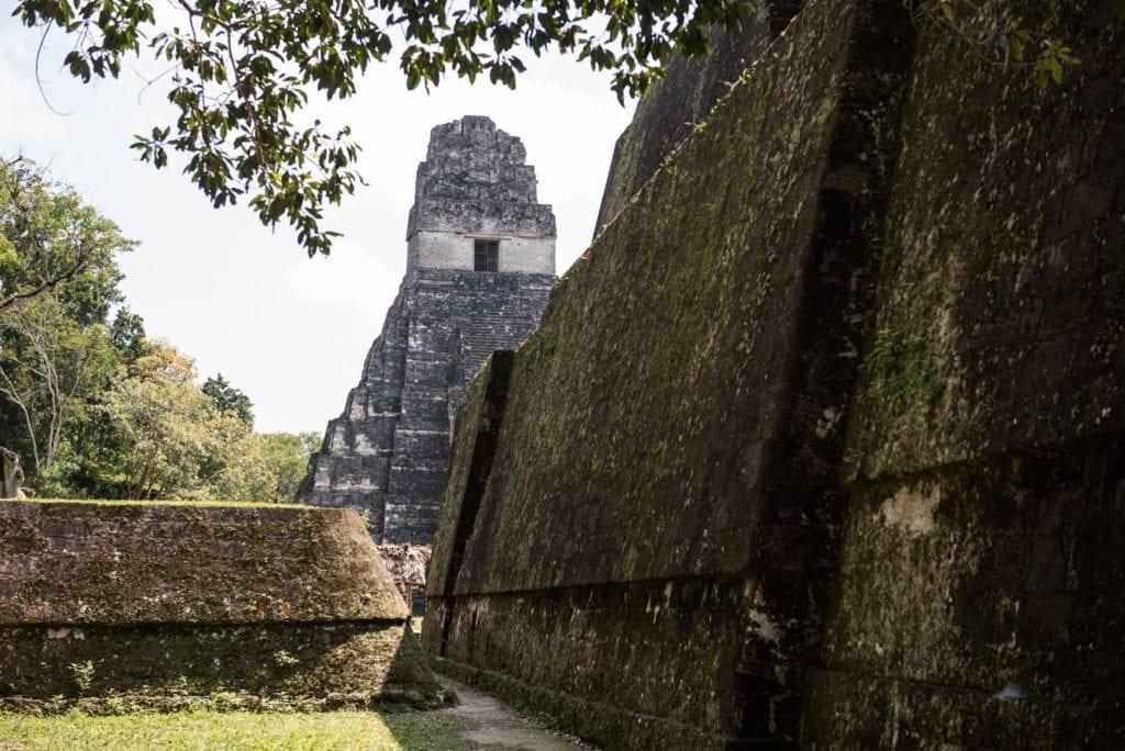 Guatemala Mayan Ruins