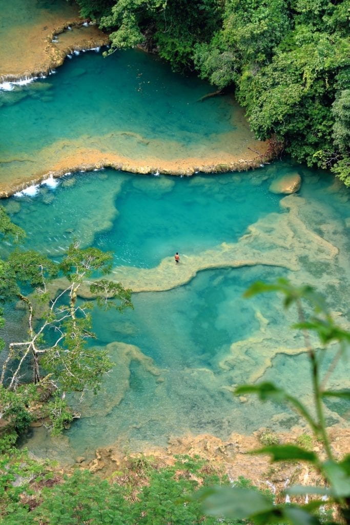 Guatemala Natural Pools