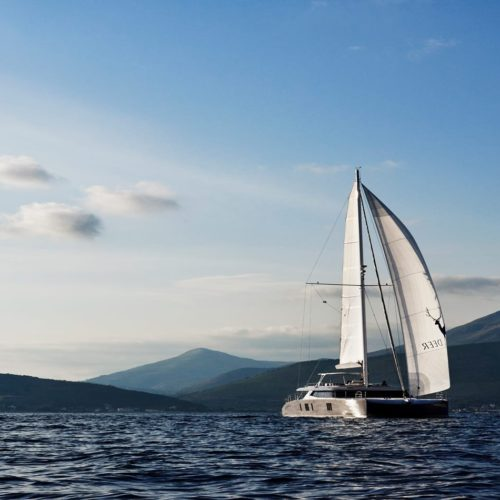 blue deer sea lodge sailing exterior