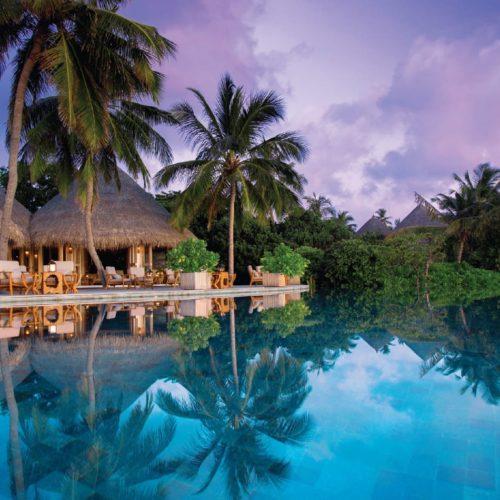 maldives milaidhoo island swimming pool