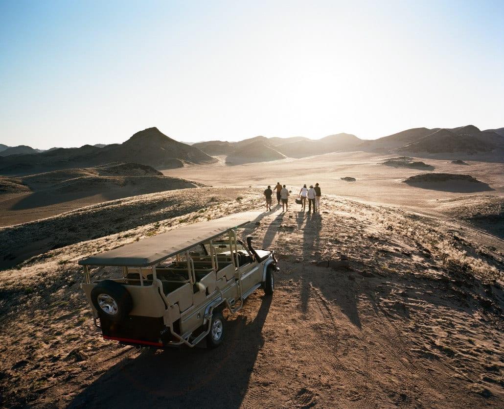 Hoanib Valley in Namibia