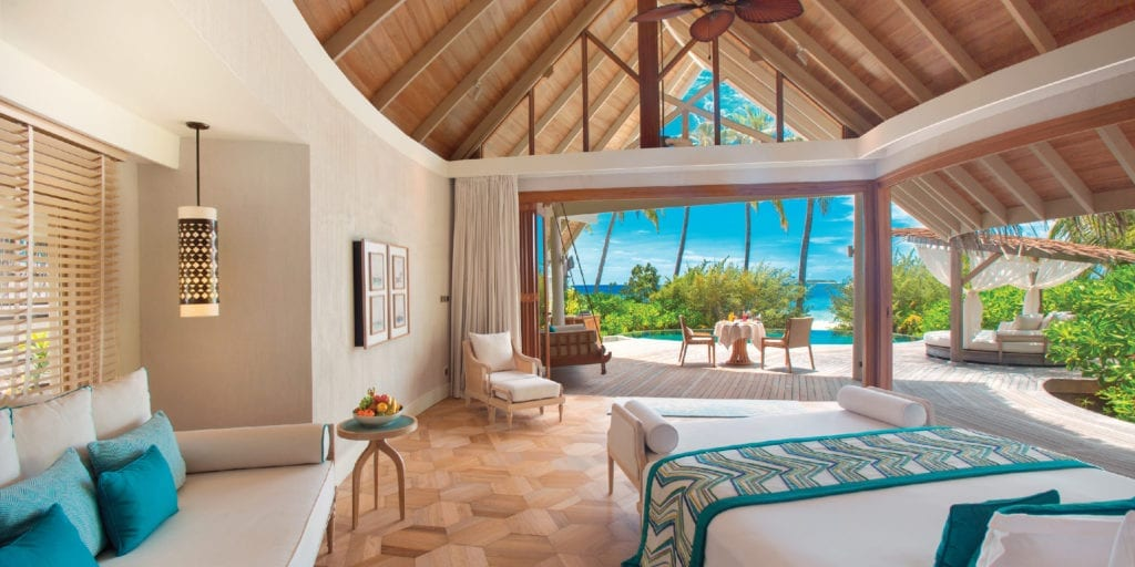 milaidhoo island villa interior
