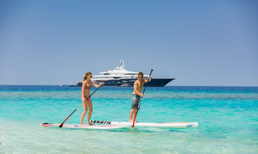 Nirvana Yacht Paddleboards