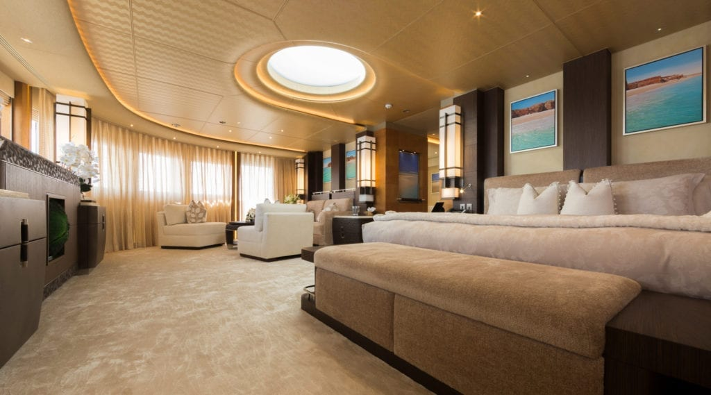 Nirvana Yacht Master Suite