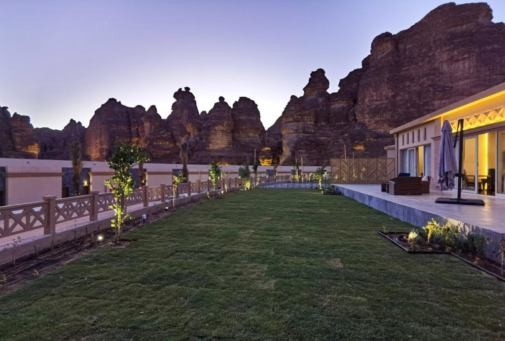 Shaden Resort Saudi Arabia exterior