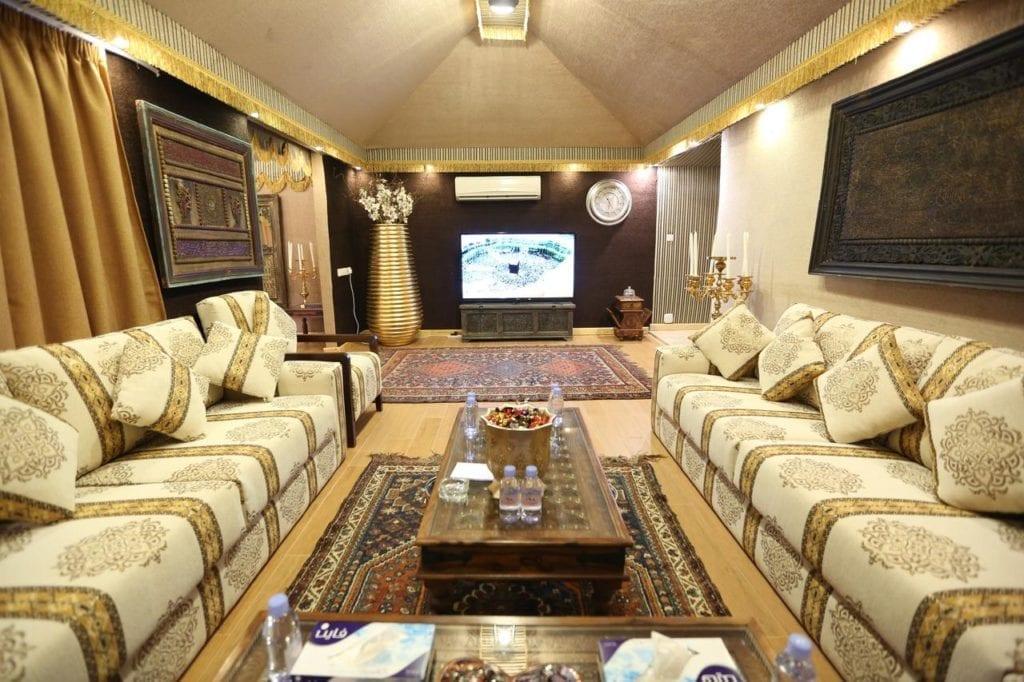 Shaden Resort Saudi Arabia Interior