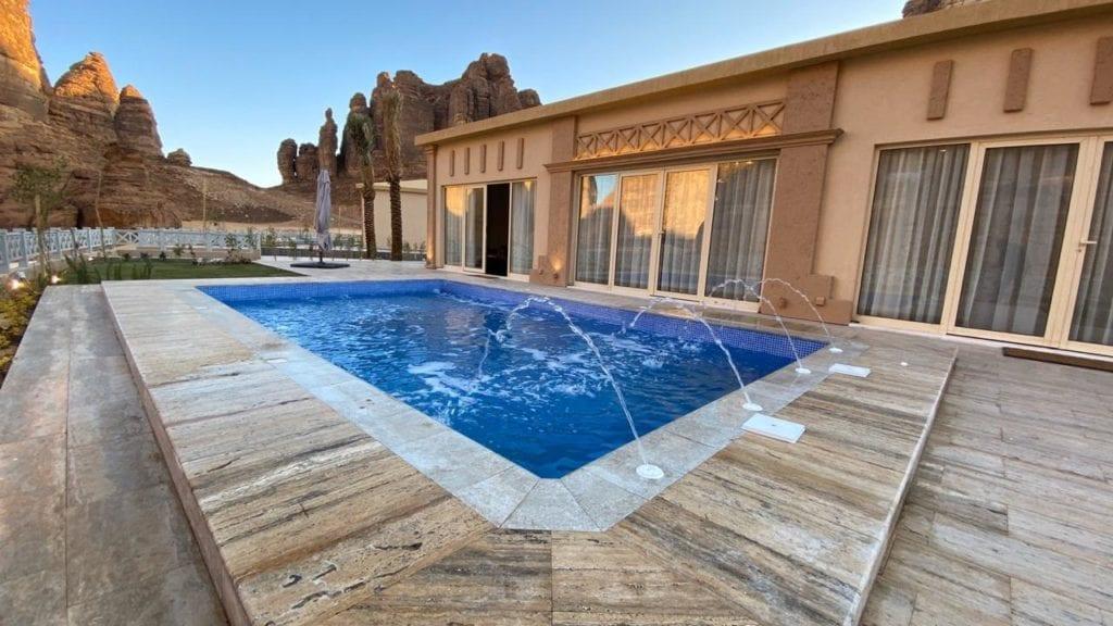 Shaden Resort Swimming Pool