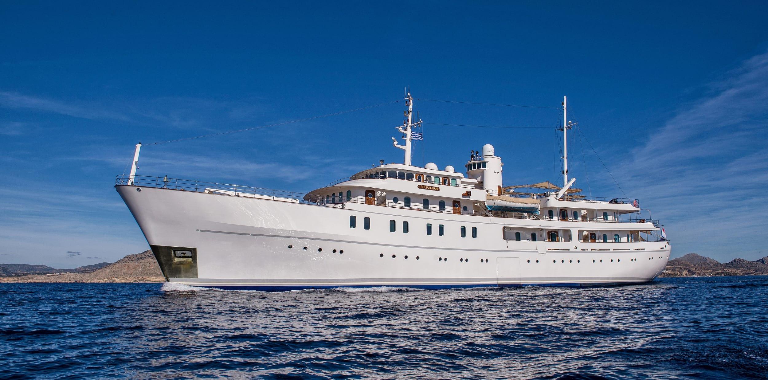 Sherakhan Yacht Profile