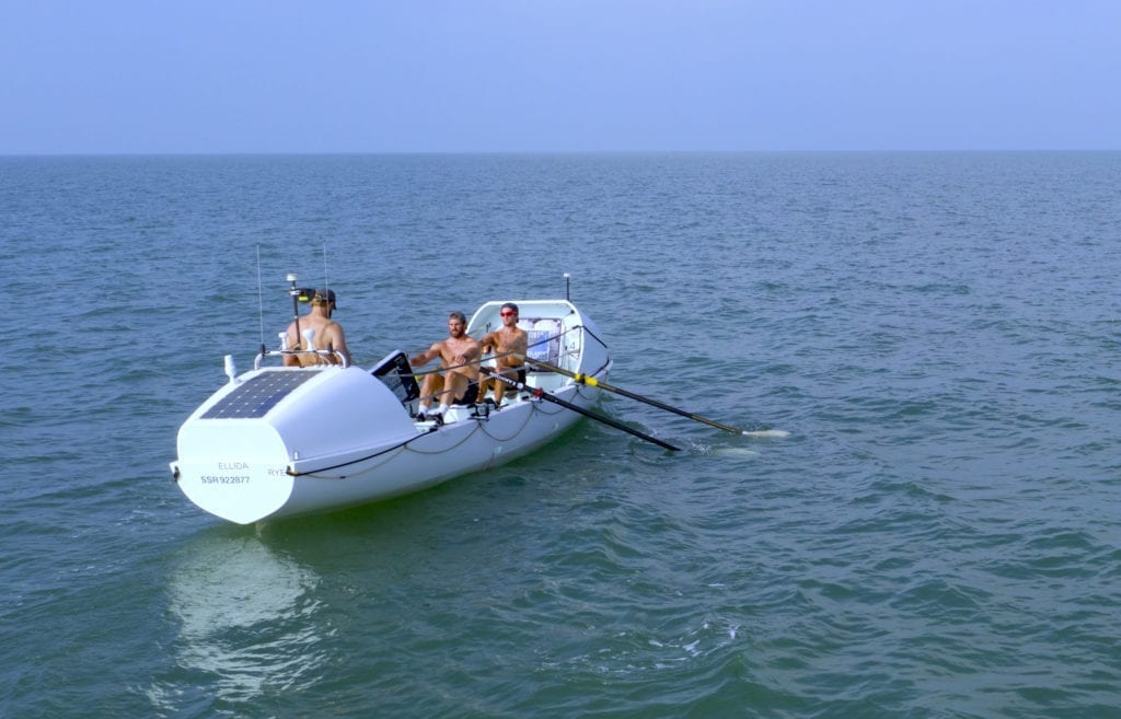 ocean view team training