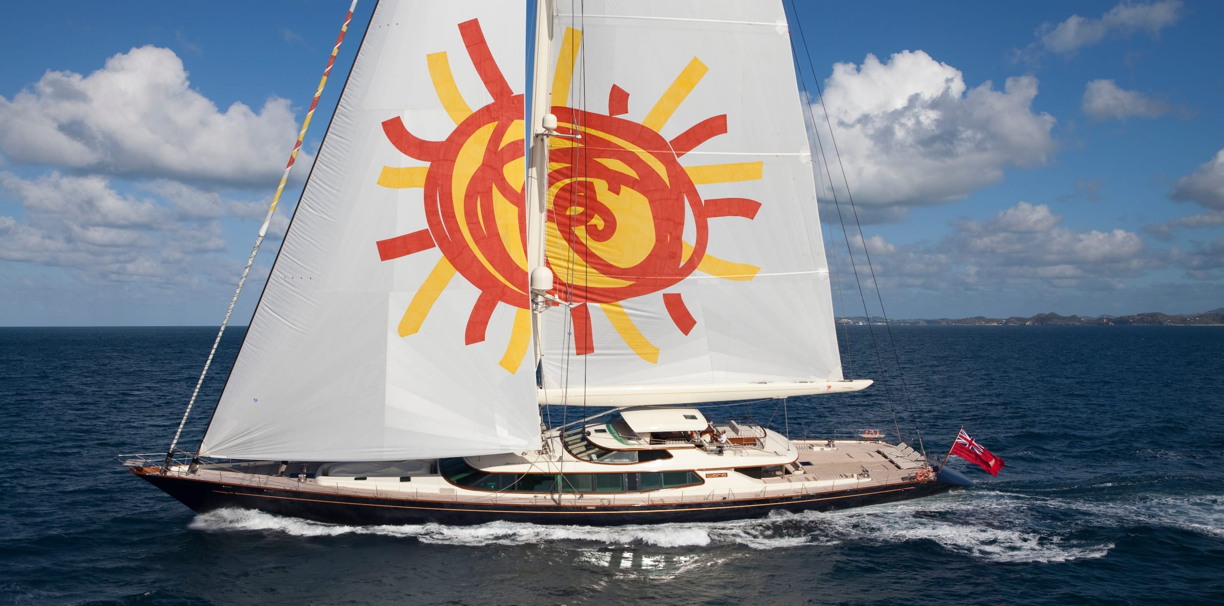 Tiara Yacht Profile Sailing