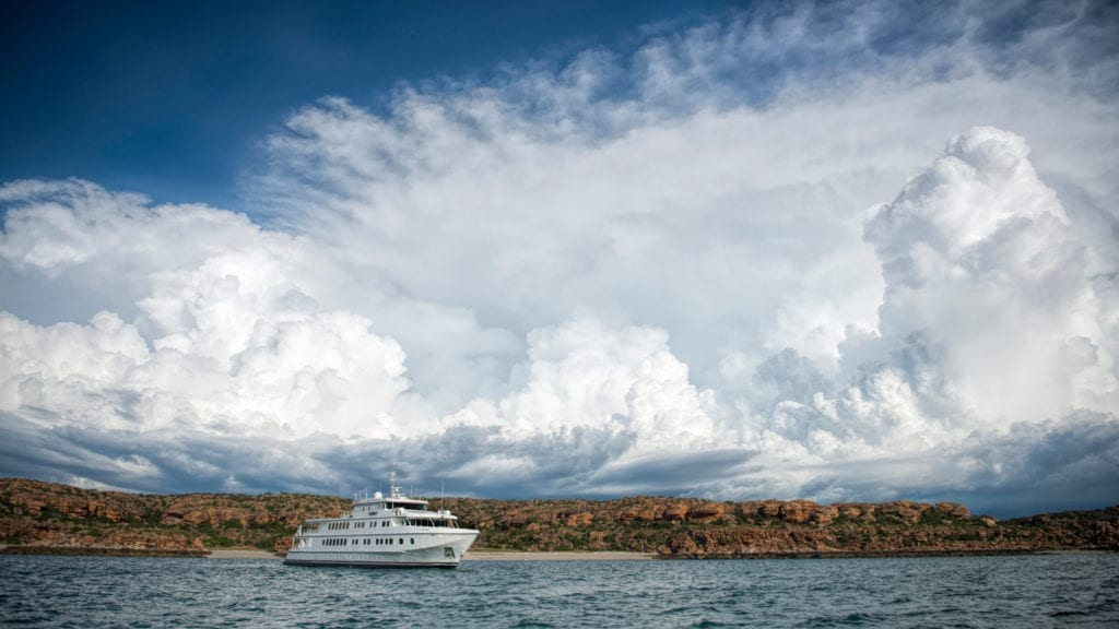 True North Yacht Exterior
