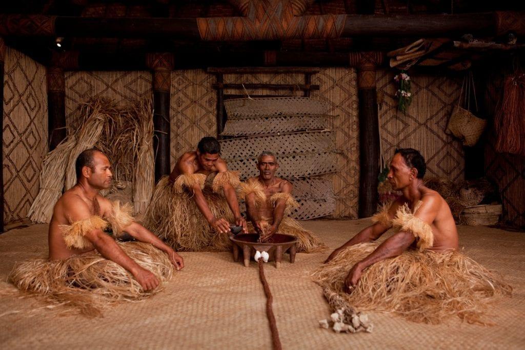 Fijian Cultural Night Yaqona Ceremony Fiji