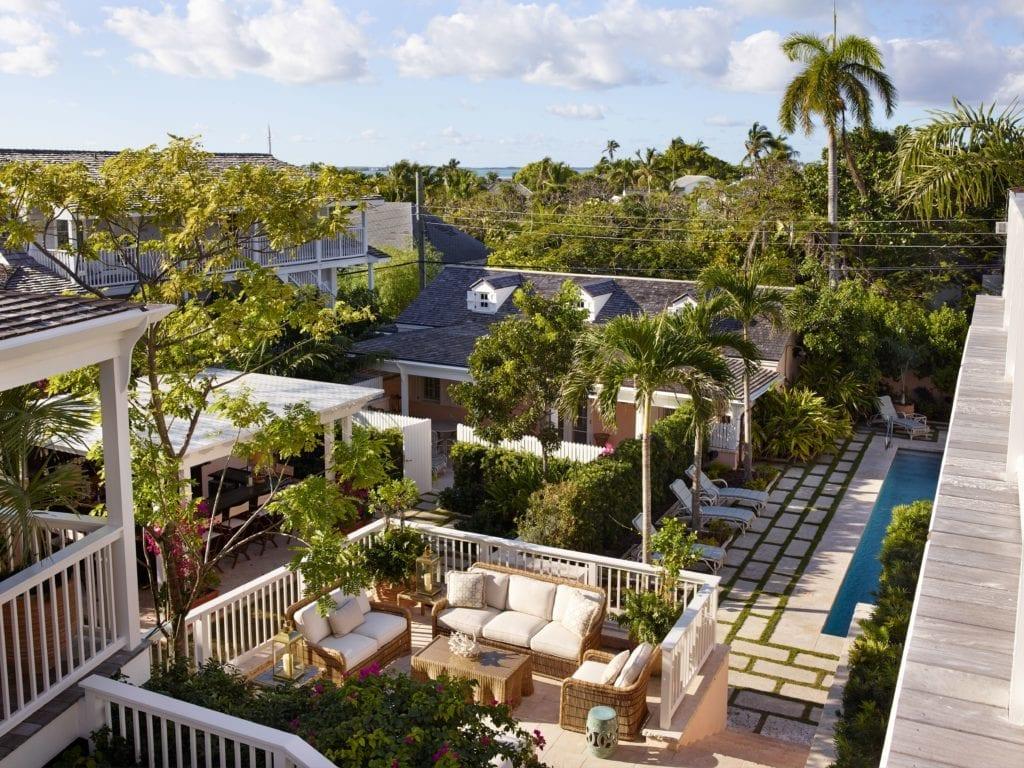 Bahama House Gardens and Exterior Bahamas Caribbean
