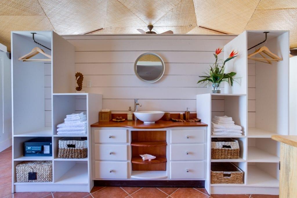 Bathroom Interior at Royal Belize