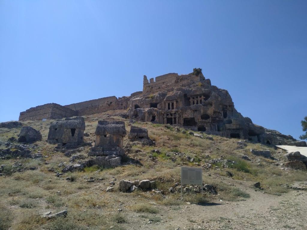 The Ruins of Tlos in Turkey