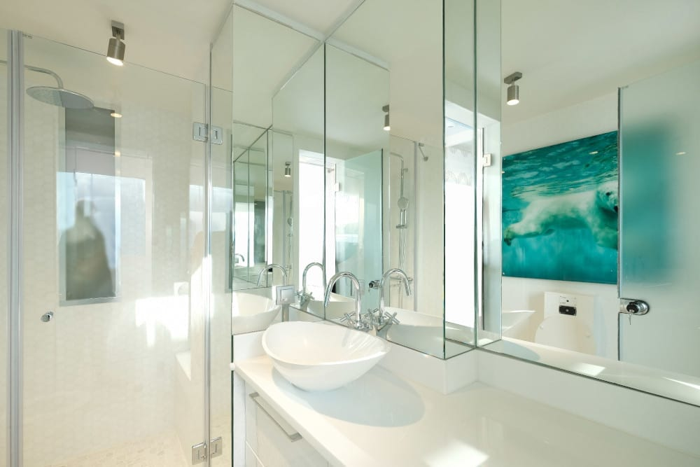 Bathroom on Alexa J