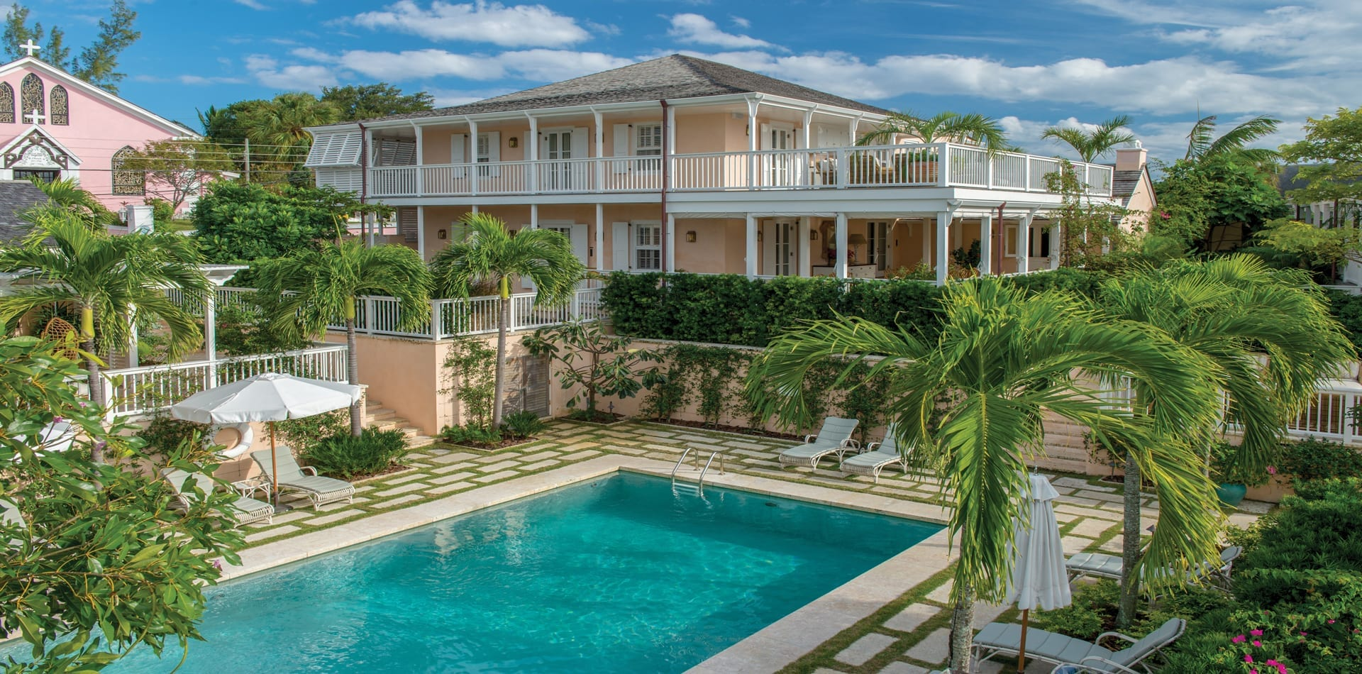 Hero image Bahama House Bahamas