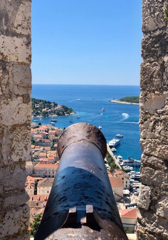 Croatia Dubrovnik City View
