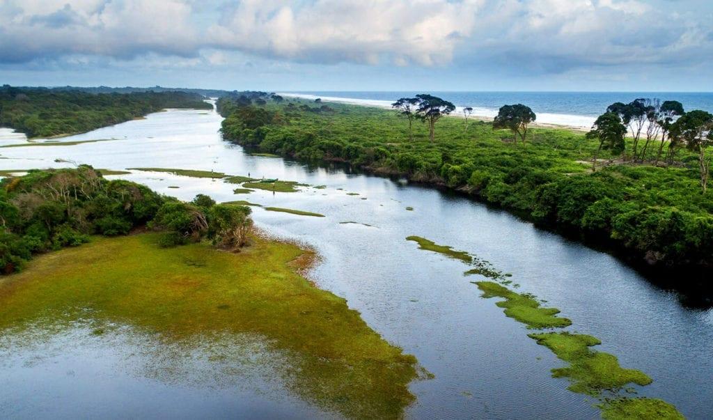 Gabon Loango National Park