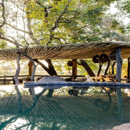 Hero Singita Boulders Lodge Pool