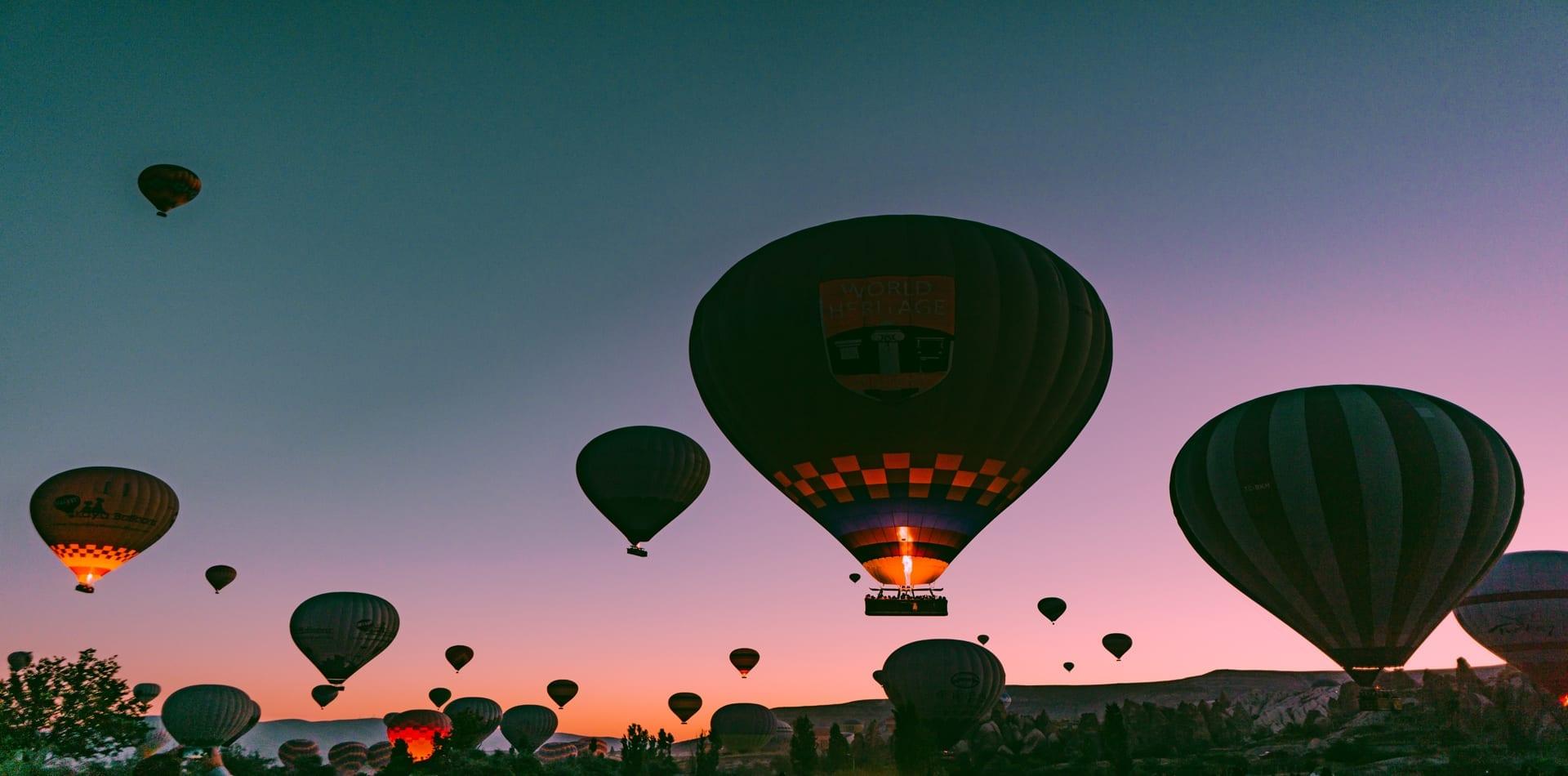 Hero Turkey Cappadocia Balloons