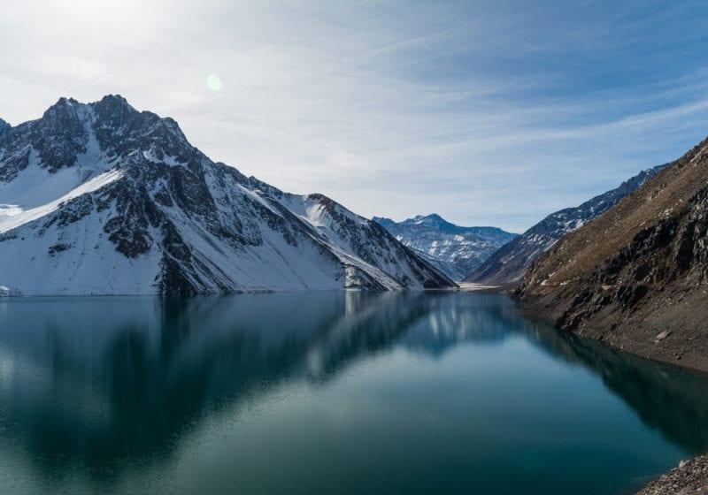 Hidden Lagoon Mountains Chille