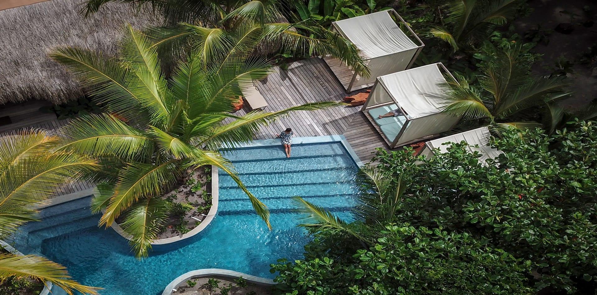 Isla Palenque Hero Villa Aerial