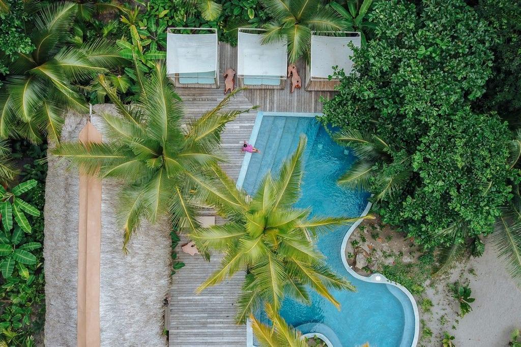 Isla Palenque Swimming pool