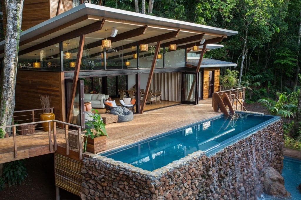 Isla Palenque villa estate with private pool
