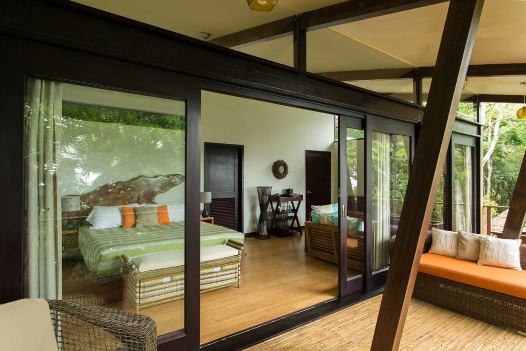 Isla Palenque Villa Interior