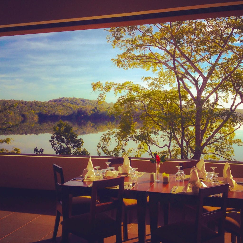 Dinner with a Lagoon View at Las Lagunas Guatemala