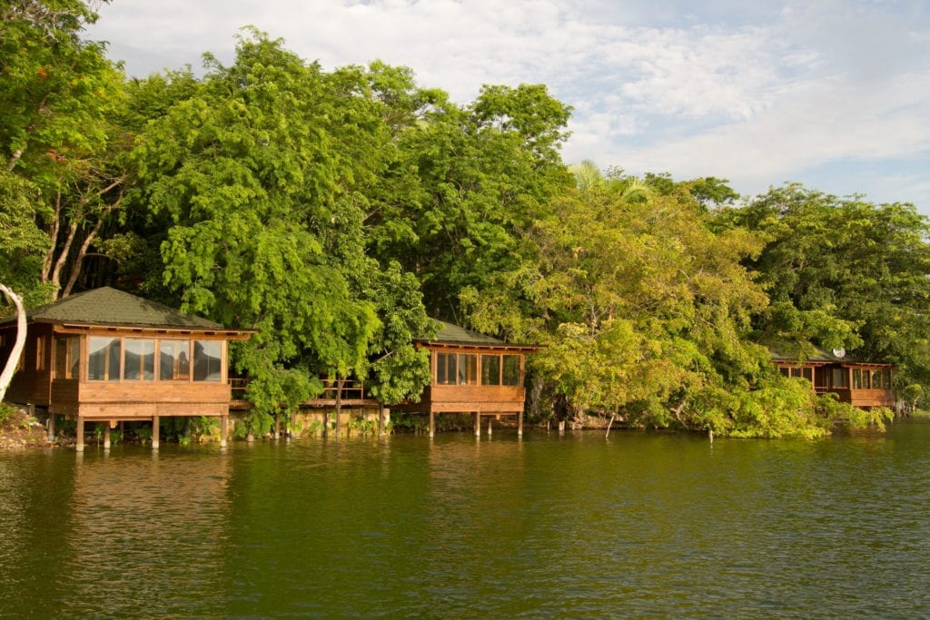 Waterside Lagoon Villas Exteriors Jungle Las Lagunas Guatemala
