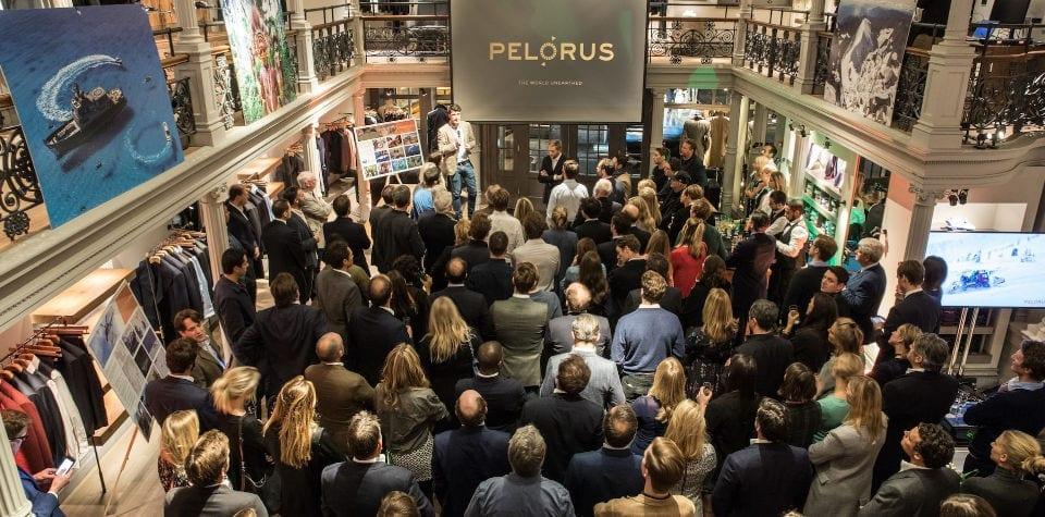 Pelorus public launch event in London