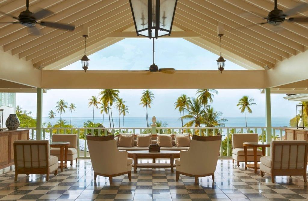 lounge sugar beach st lucia