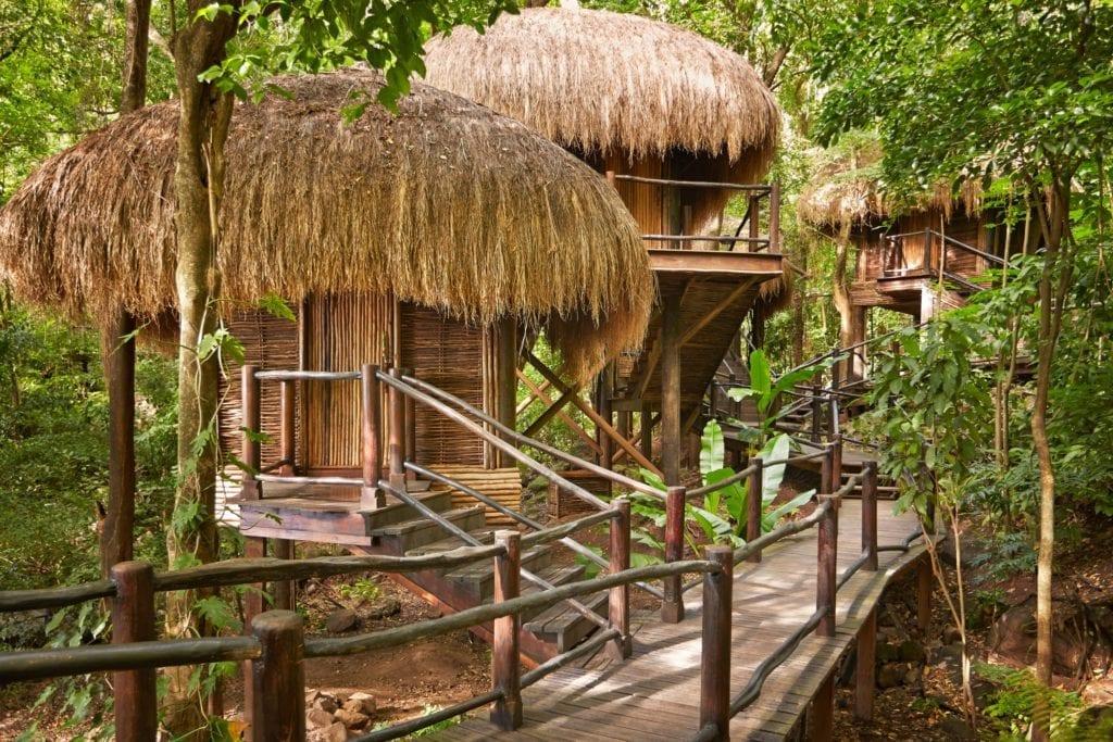 rainforest spa sugar beach st lucia