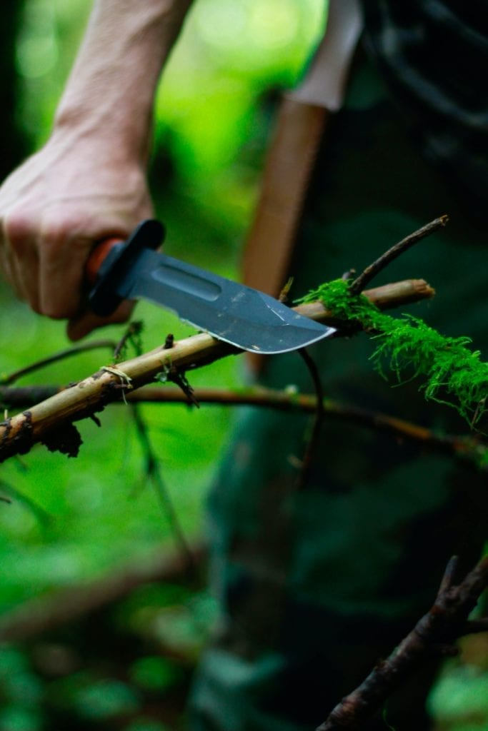 survival skills in the jungle with your expert guide, castaway experience