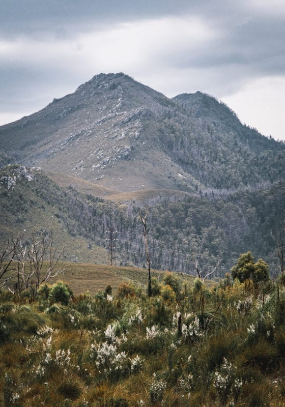 Tasmania Mountain Views