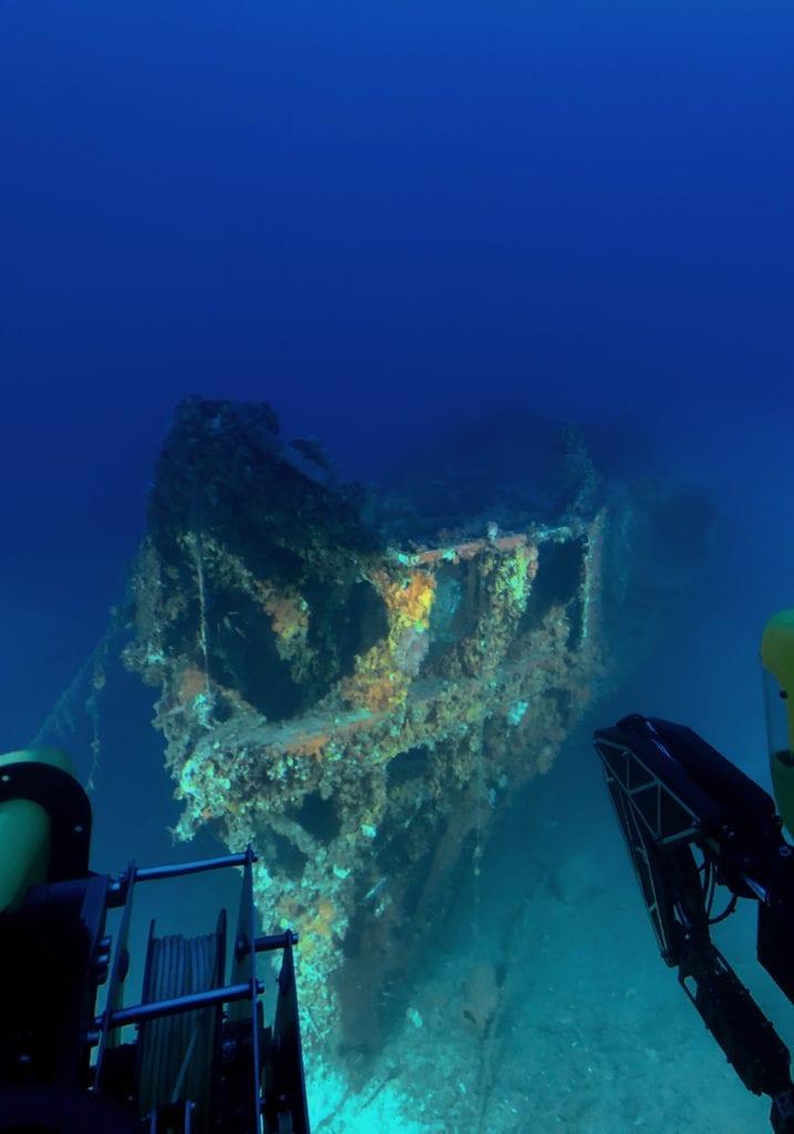 U Boat Navigator Submarine Wreck Dive